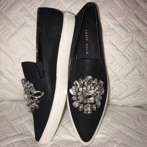 Sweet Holic Shoes Black Slip On Poshmark